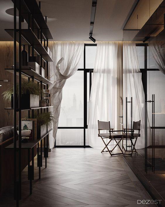 Pin By C On Study Rooom Residential Interior Design Design Luxury Interior Design