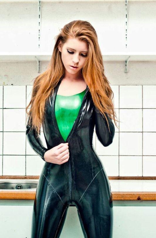 The Kinky Latex Girl