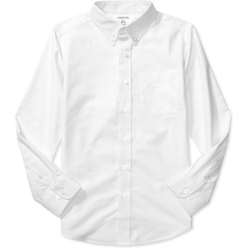 White button-down collar shirt | My Style | Pinterest