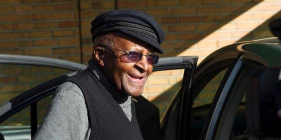 El premio Nobel de la paz Desmond Tutu hospitalizado por una infección https://t.co/7UdbVgaFKJ #ES
