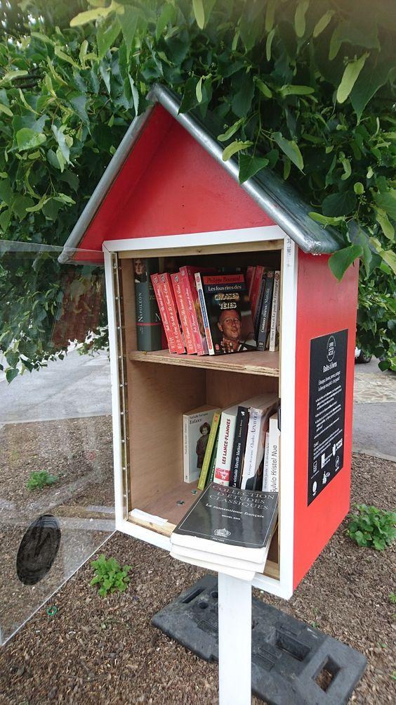 boîte à livres Sclayn