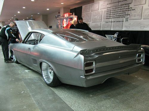 George Poteet's 1969 Torino - Rad Rides By Troy | Flickr - Photo Sharing!