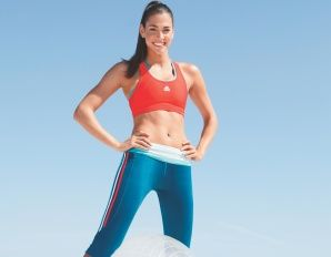 Try our Summer Flat Belly Workout for Weight Loss and melt 5 inches from your belly and lose 10 pounds in 6 weeks