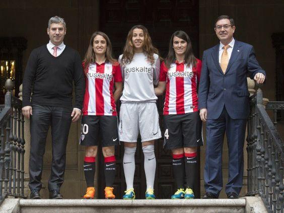 Euskaltel patrocinará la camiseta del Athletic femenino