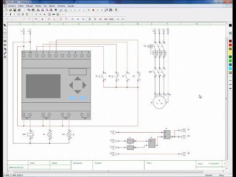 Funciones Logicas Youtube Diseno Electrico Diagrama De Instalacion Electrica Plano Instalacion Electrica