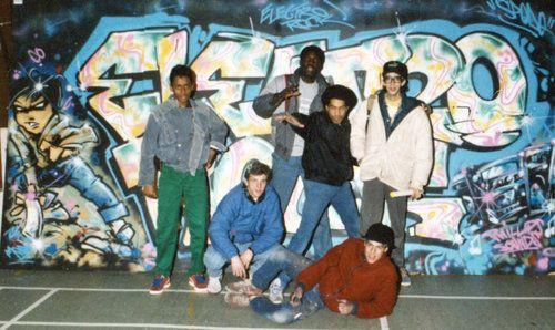 The Chrome Angelz, Electro Rock 1985