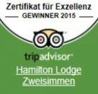 Preise Zweisimmen - Hamilton Lodge » Hamilton Lodge