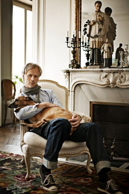Hans Blomquist, Art Director and Stylist