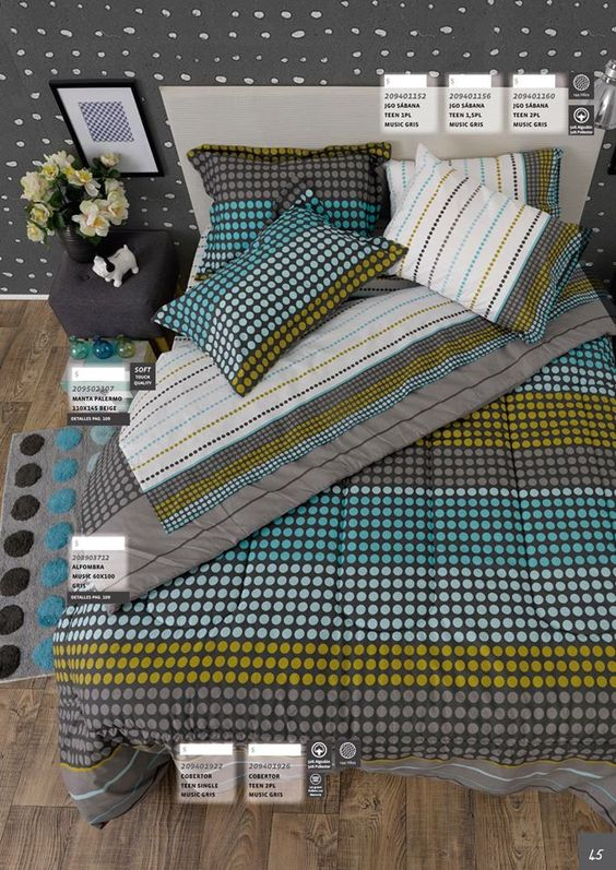 Catalogo Velutti textiles para hogar colección primavera-verano 2015