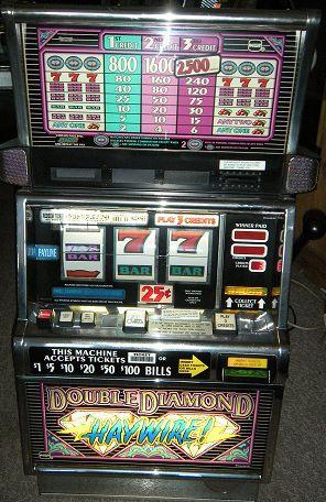 haywire slot machine