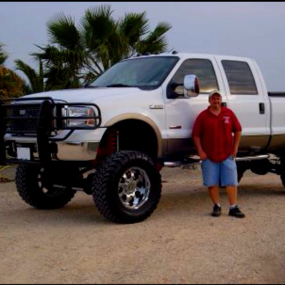 Lifted Ford And Ford