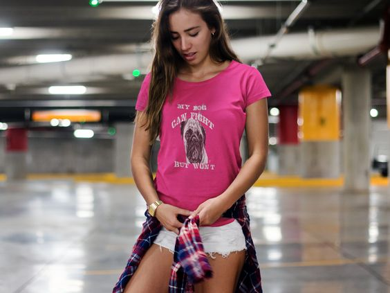 DOG CAN FIGHT  LIMITED EDITION NOT SOLD IN STORE #dogcanfight #dogtshirt   International shipping is available. Customer satisfaction guarantee.