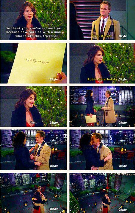 Barney & Robin <3 como lloré con este episodio .