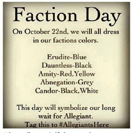 allegiant is already out but lets do this again this year! Repost! #AllegiantsHere