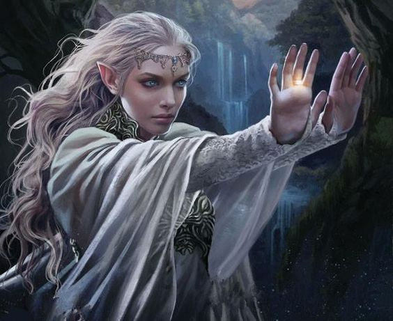RPG Female Character Portraits : Photo More: