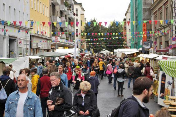 Stadt Land Food 2016 | Regionale Lebensmittel, Streetfood