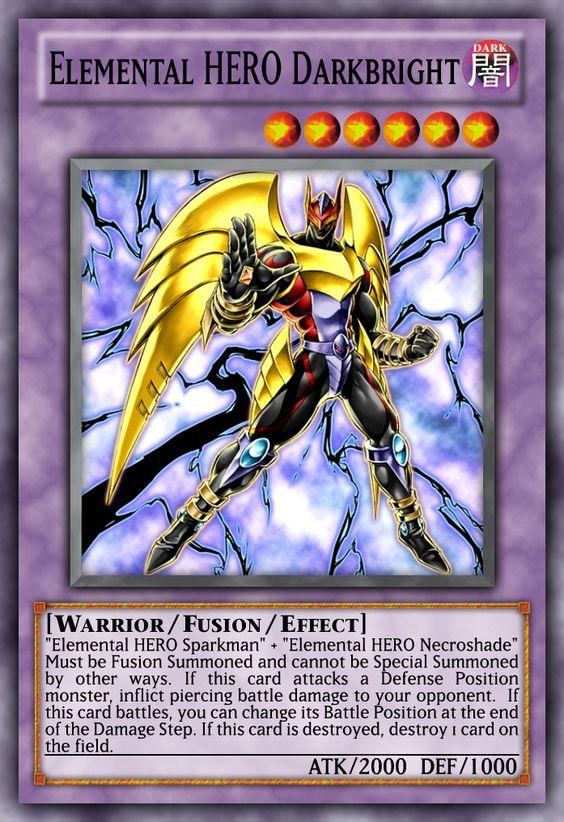 Elemental Hero Sailorman Elemental HERO Extra D...