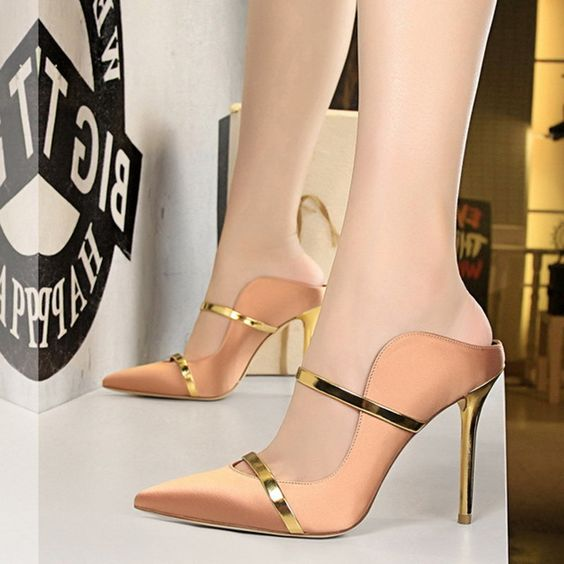 42 Luxury Mule Shoes You Should Already Own shoes womenshoes footwear shoestrends