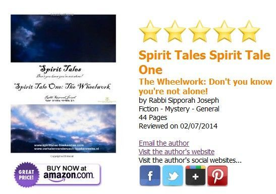 Spirit Tales Spirit Tale One: The Wheelwork 5 star rated!