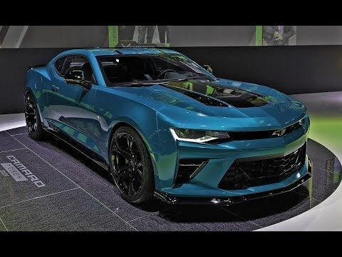 New 2019 Chevrolet Camaro Zl1 Exterior And Interior Super
