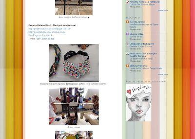 Projeto Balaco Baco no blog Tutti Frutti Rainbow