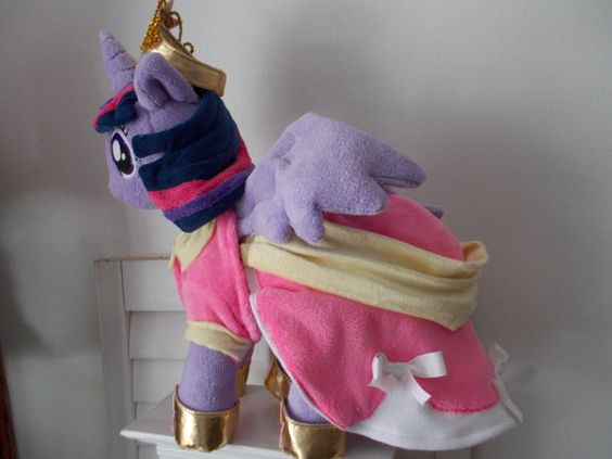 My Little Pony Friendship is magic Princess by Cinnamonstitch, $299.99