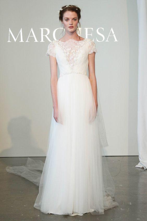 New York Bridal Week 2015 - Marchesa Bridal