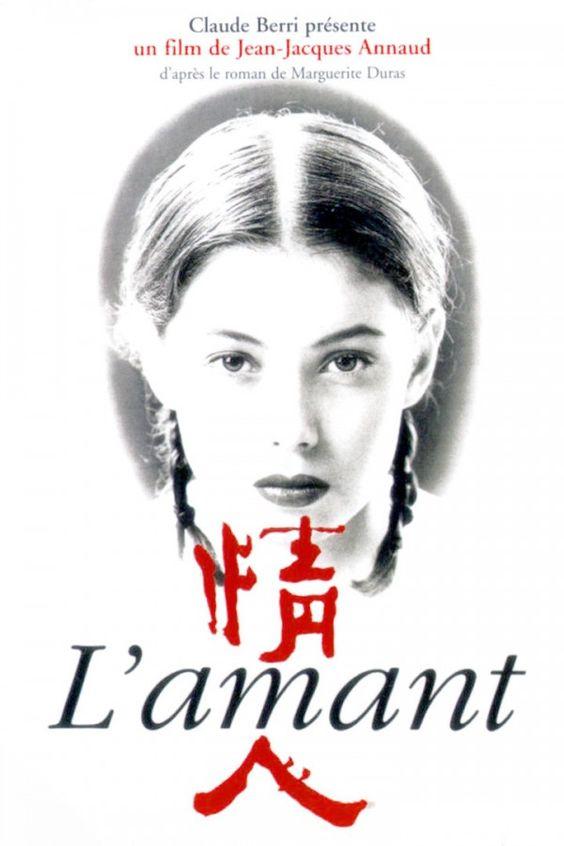 Affiche du film L'Amant
