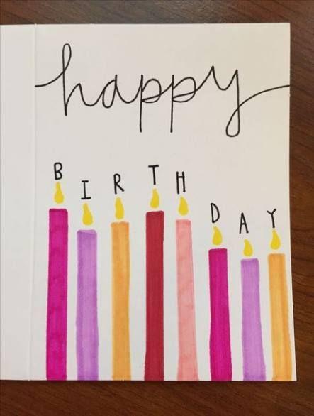 41 Trendy Birthday Card Ideas For Grandma Diy Mom Birthday Card Drawing Birthday Cards Diy Homemade Birthday Cards
