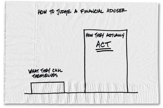 The financial disadvantages of living alone Personal finance - financial advisor job description