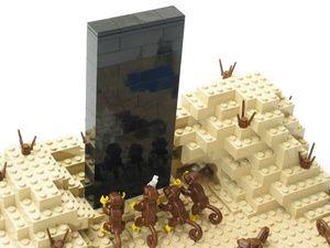 2001: A Space Odyssey LEGOS