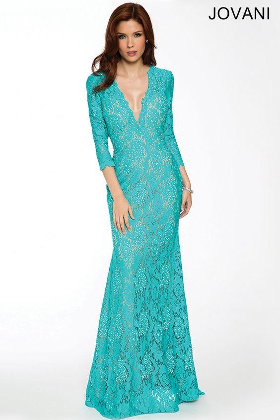 Deep v prom dresses 3 4