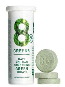 Need More Greens? Former Model Invents Dissolving Vegetable Tablet