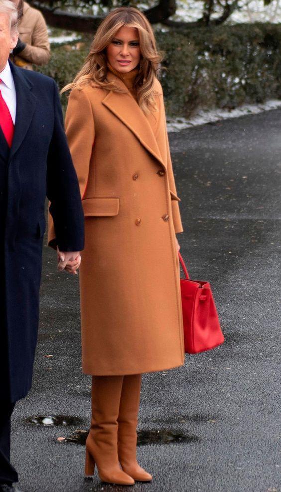 Melania Trump Style In 2021 Milania Trump Style Trump Fashion Ivanka Trump Style