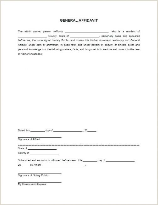 Editable Notary Statement Template Word In 2021 Statement Template Weekly Meal Planner Template Statement