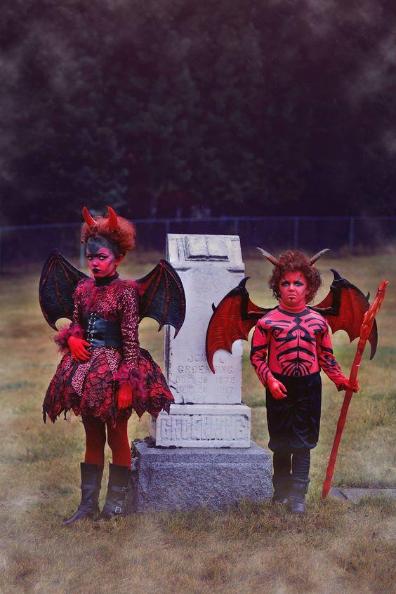 little devils halloween costume devil costume devil makeup halloween costumes scary costume