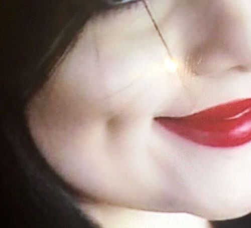 Discovered By عراقيــة Find Images And Videos About Nice Dimple On We Heart It The App To Get Lost In What You Girls With Dimples Girls Lips Dimples
