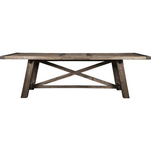 Colborne Extendable Dining Table 84 To 104 Extension