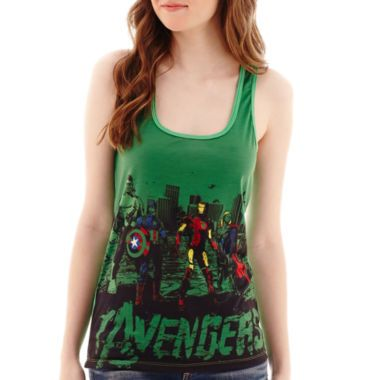 Mighty Fine Sublimated Tank Top   found at @JCPenney