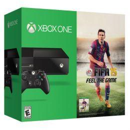 Consola Xbox One Fifa 15 500Gb #Consola #Fifa #Futbol #Videojuego #Entretenimiento #Sears