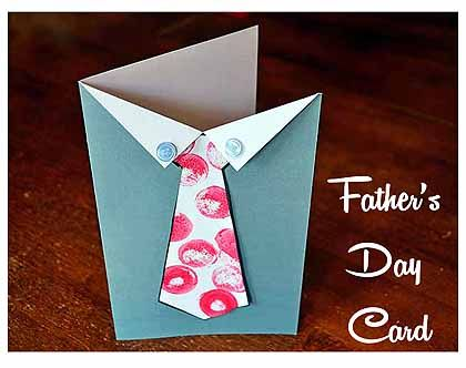 father's day painting crafts