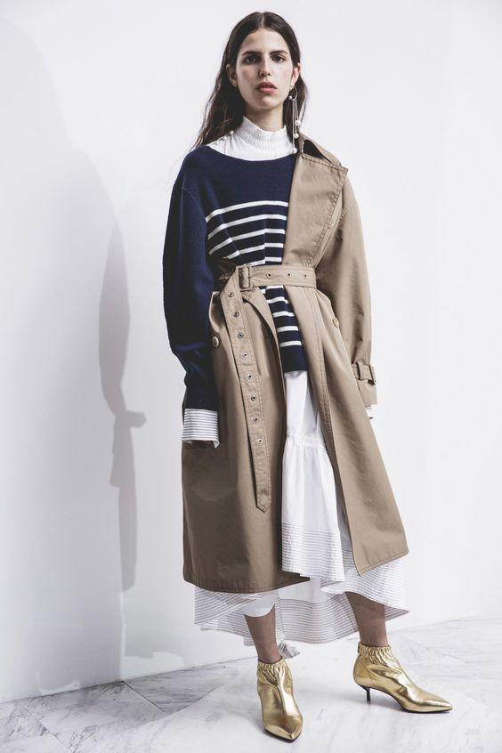 Half-On Coats