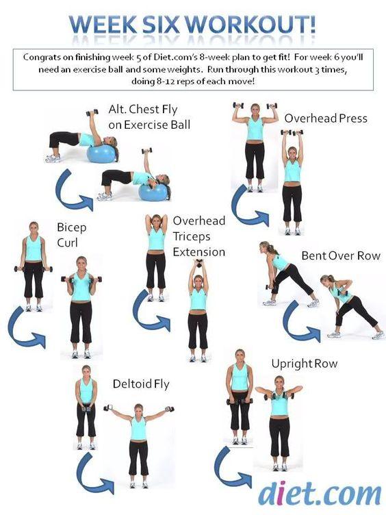Week 6 - Spring Fitness Challenge!- Diet Blog