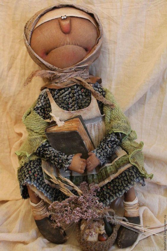 Картинки по запросу куклы в деревенском стиле