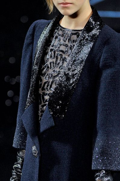Chanel Fall 2011 - Details