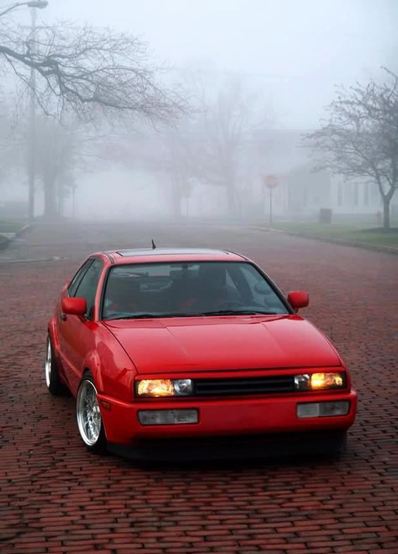 Corrado G60 ....every month for service!!!!