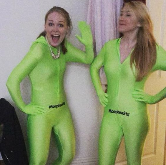 Morphsuit  cos t    Morphsuit costumes