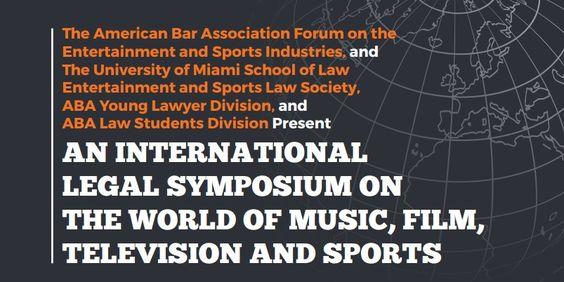 ABA International Legal Symposium on the World of Music, Film, Television & Sports https://promocionmusical.es/organizacion-eventos-optimizar-equipo-voluntarios/