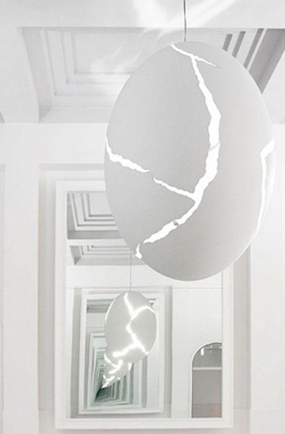 Egg lights | Lightsparkles | Pinterest | Eier, Lichter und Nacht