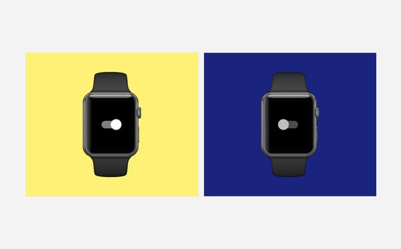 Apple Watch Material Switch